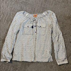 Tory Burch blouse size 12
